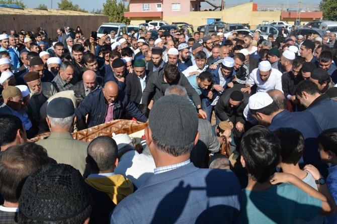 Şeyh Maruf ebediyete uğurlandı