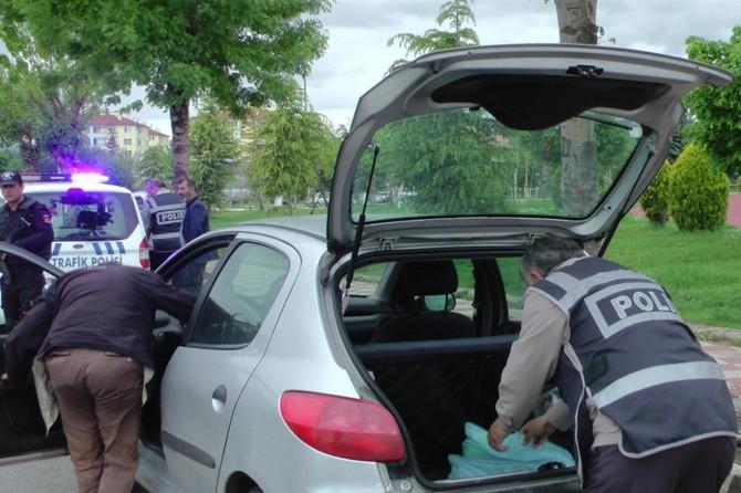 Muş'ta 51 araç sürücüsüne 22 bin lira ceza kesildi