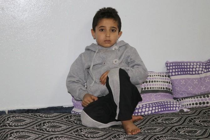 Böbrek hastası Suriyeli çocuk yardım bekliyor