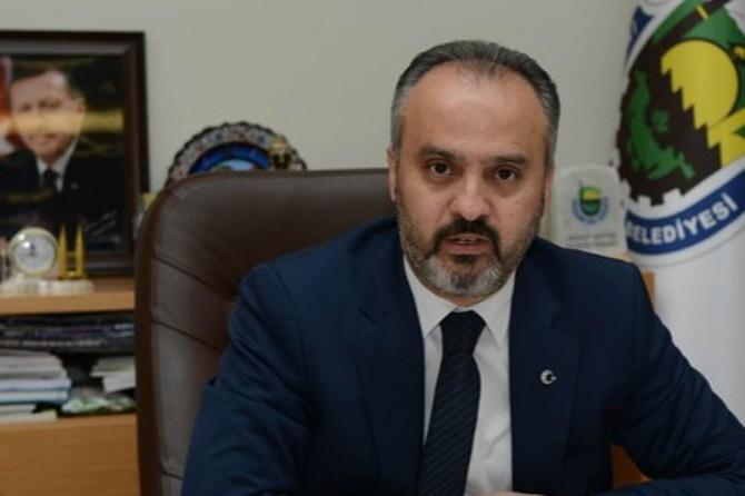 Bursa Belediye Başkanlığına Alinur Aktaş seçildi