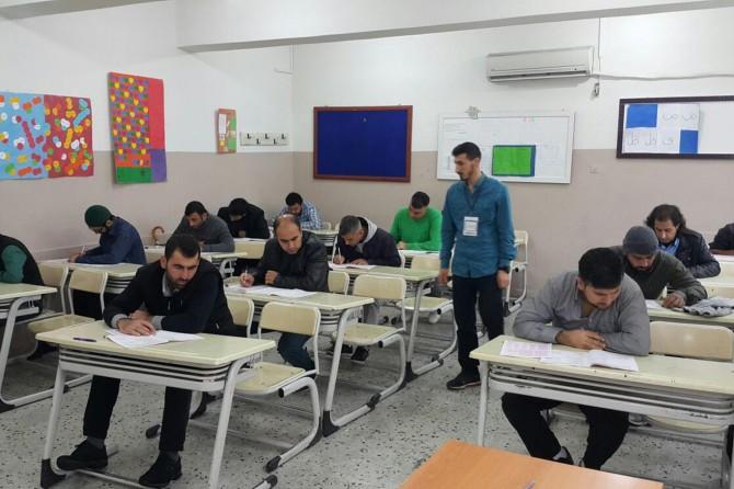 """Mersin'de """"Kur'an Nesline Kur'an Pınarı"""" yapıldı"""