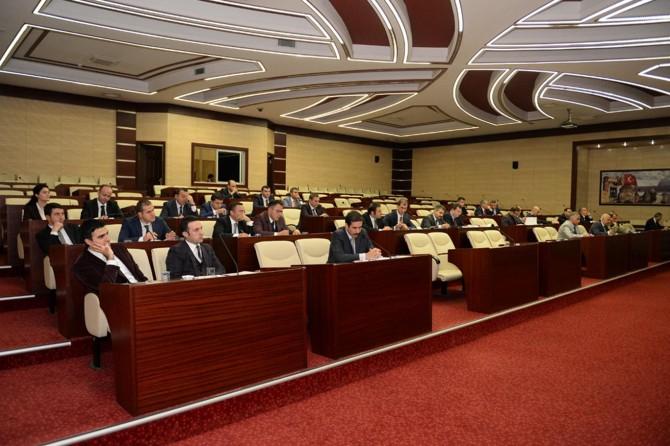 Erzurum'da kaymakamlar toplantısı yapıldı
