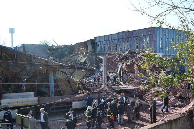 Bursa'daki patlamayla ilgili 3 müfettiş görevlendirildi