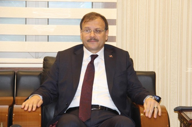Başbakanı Yardımcısı Çavuşoğlu: Ermeni kiliselerini restore kapsamına aldık