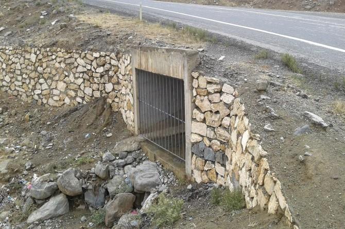 Elazığ'da menfezlere patlayıcı yerleştirilmesine karşı önlem