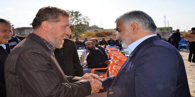 HÜDA PAR Genel Başkanı Çınar'da taziye ziyaretine katıldı