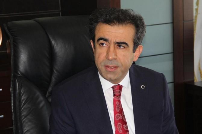 """Diyarbakır Valisi Güzeloğlu """"Yılın Valisi"""" adayı"""