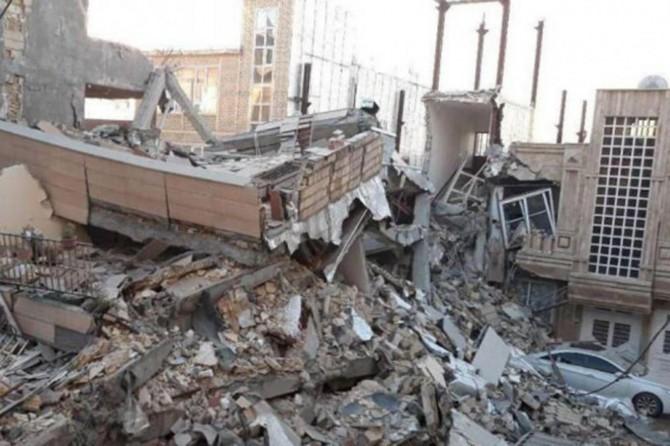 Kürdistan bölgesindeki depremde hayatını kaybedenlerin sayısı 407'ye yükseldi