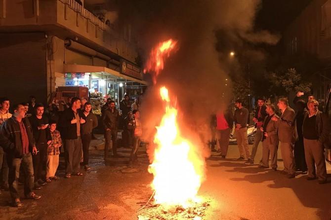 """AKEDAŞ'tan """"elektrik kesintisi protestosu"""" açıklaması"""