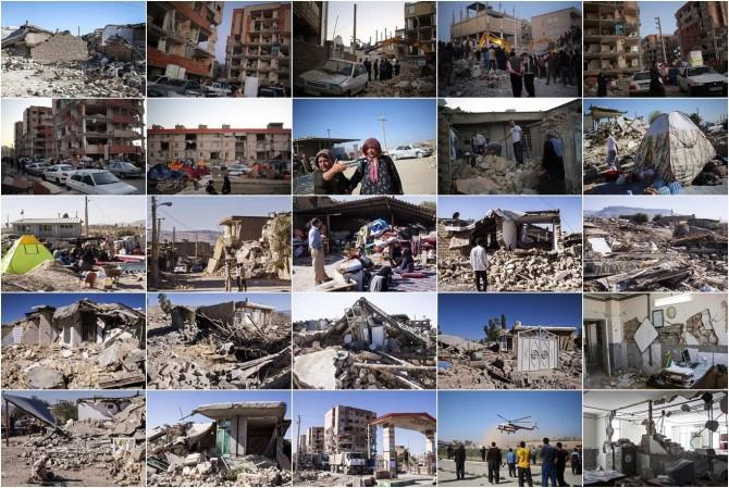 Death toll reaches 530 in the earthquake