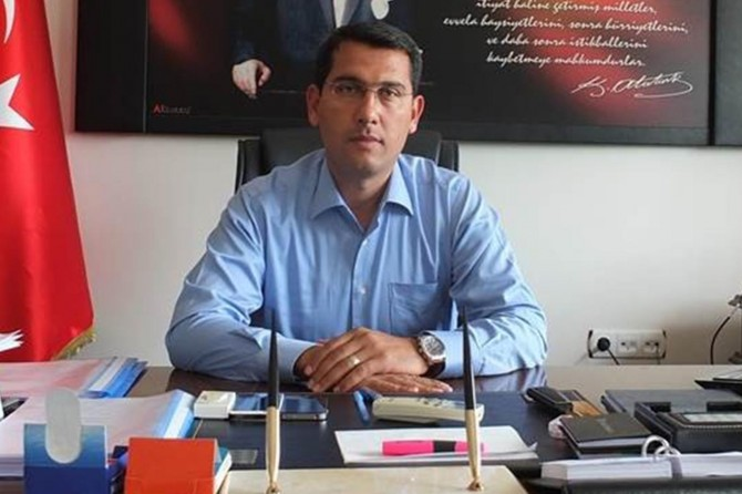 Açığa alınan Muş Korkut kaymakamı Abdulgani Mağ gözaltına alındı