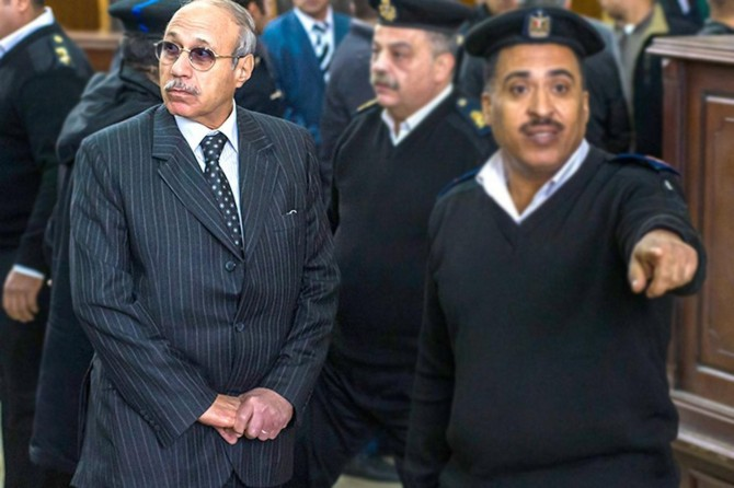Mubarak's torturer becomes counsel to Ibn Selman