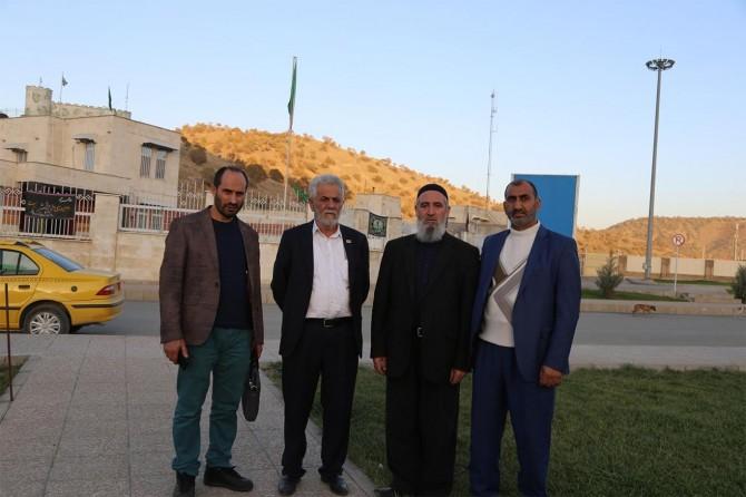 Umut Kervanı depremzedelerin yaralarını sarmak için İran'a geçti