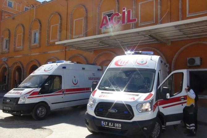 Mardin Kızıltepe'de silahlı kavga: 9 yaralı