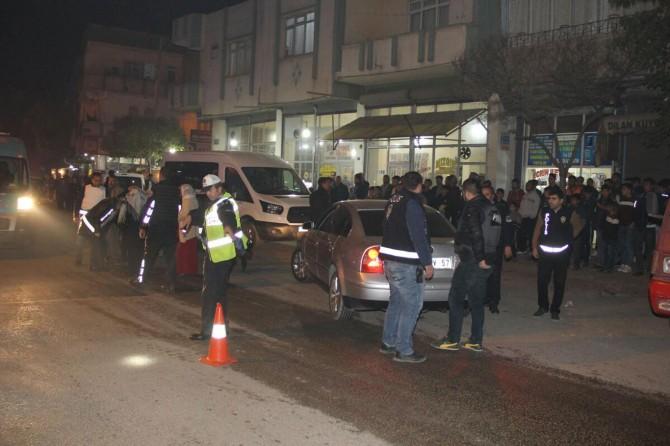 Gaziantep'te huzur uygulaması yapıldı