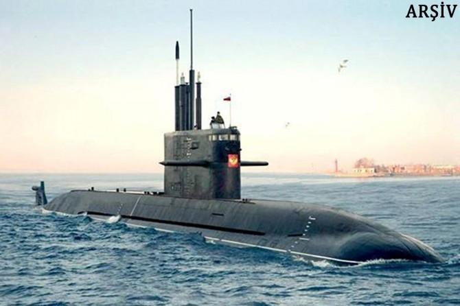 Askeri denizaltıdan günlerdir haber alınamıyor