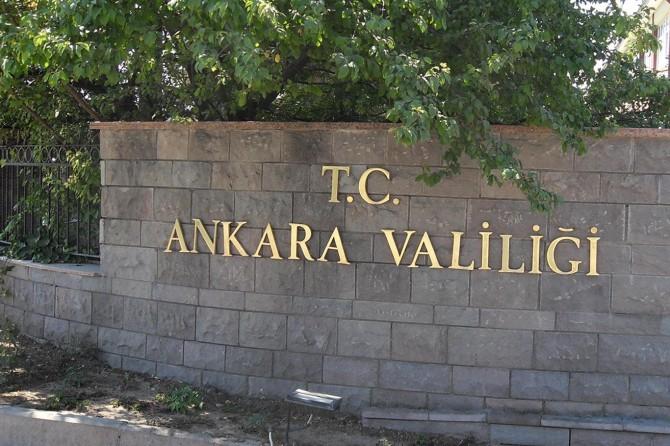 Ankara Valiliği tüm LGBTİ etkinliklerini yasakladı