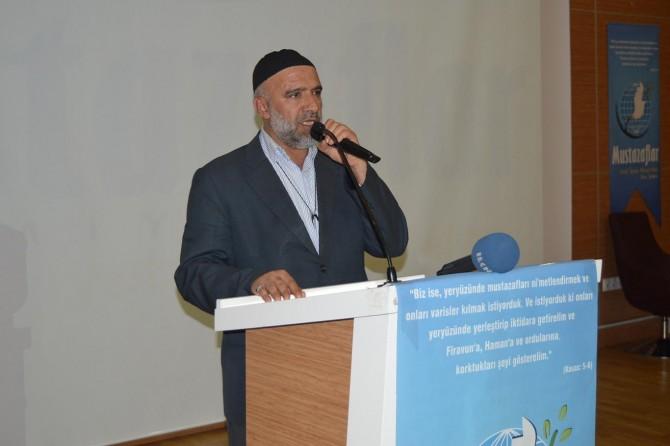 """""""İslam'dan uzaklaştıkça değerlerimizi kaybettik"""""""