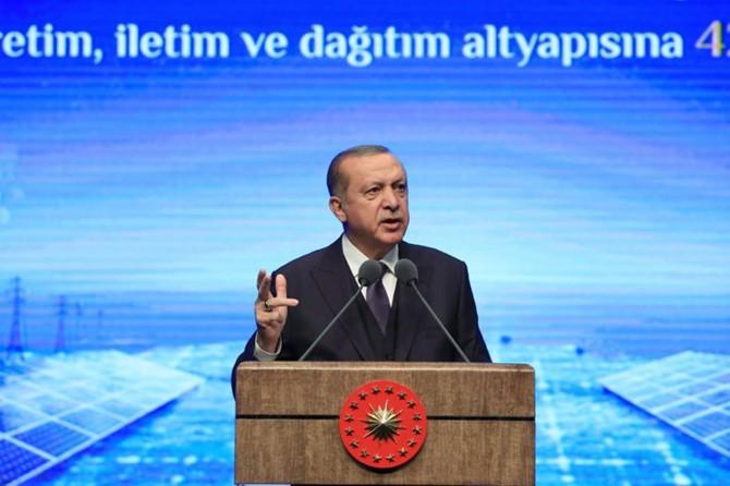Cumhurbaşkanı Erdoğan: Nükleer enerjiyi de yapacağız