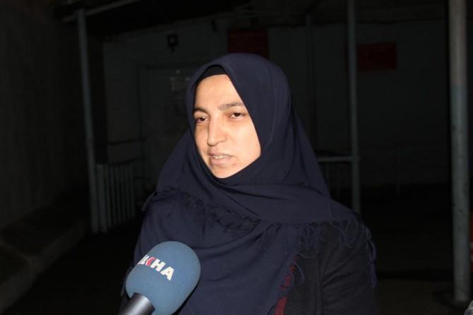 """Tahliye edilen """"Kur'an hocası"""" kadın yaşadıklarını anlattı"""