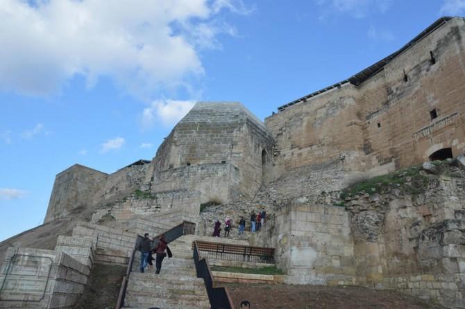 Gaziantep'te turizmdeki artış yüzleri güldürüyor