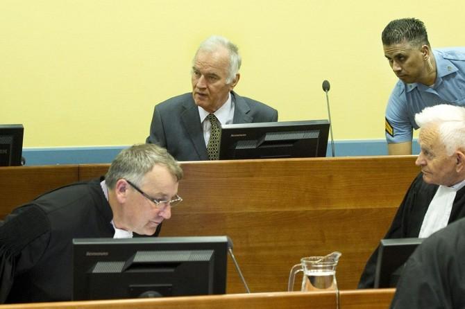 """""""Bosna Kasabı"""" ömür boyu hapse mahkûm edildi"""