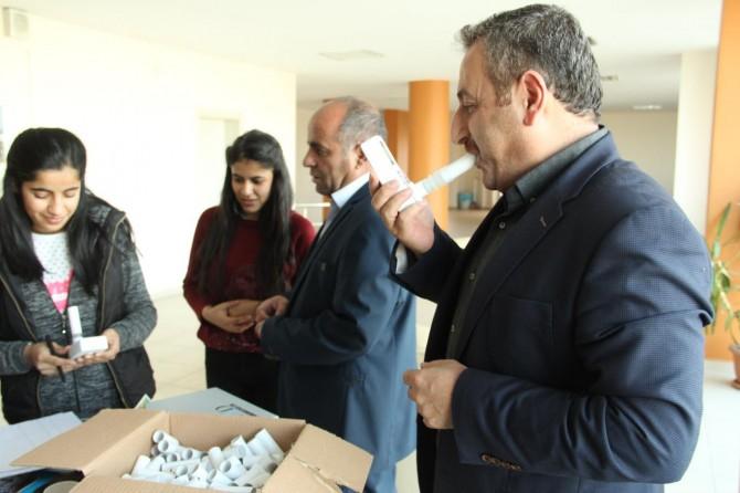 Van Belediyesi çalışanlarına KOAH eğitimi verildi