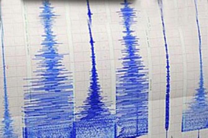 Bitlis'te 3,7 büyüklüğünde deprem