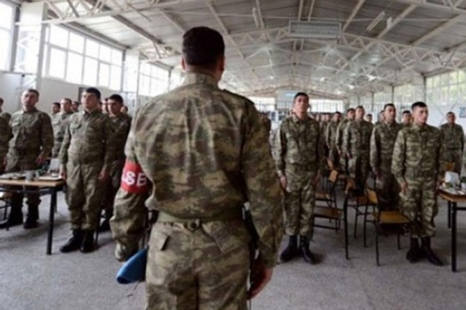 Askeriyedeki yemek duasında değişiklik
