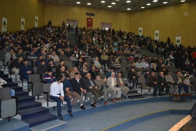 Bursa'da Mevlid-i Nebî etkinliği düzenlendi