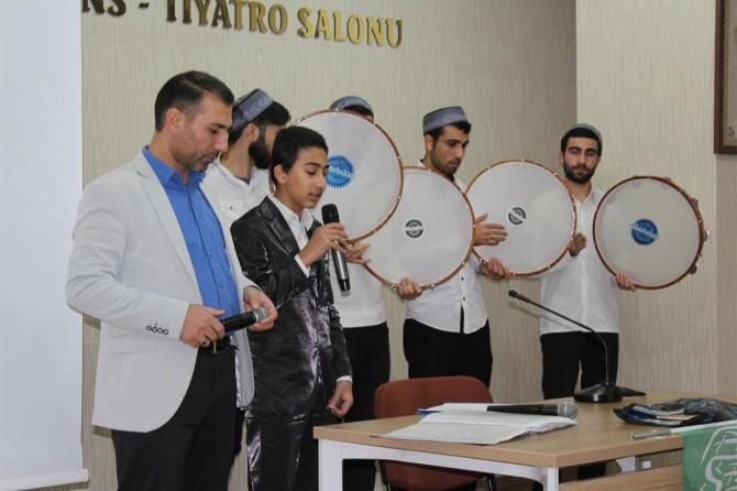 Karakoçan'da Mevlid-i Nebi etkinliği düzenlendi