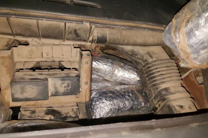 Van Edremit'te 4 kilogram metamfetamin ele geçirildi