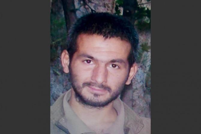 """""""Turuncu liste""""de aranan PKK'li öldürüldü"""