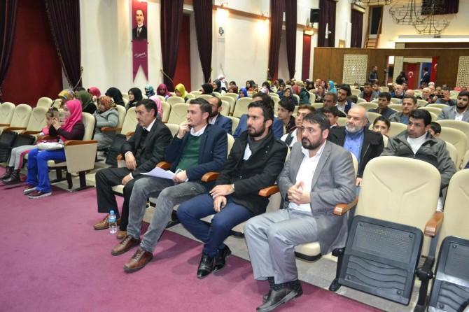 Bandırma'da Mevlid-i Nebi programı