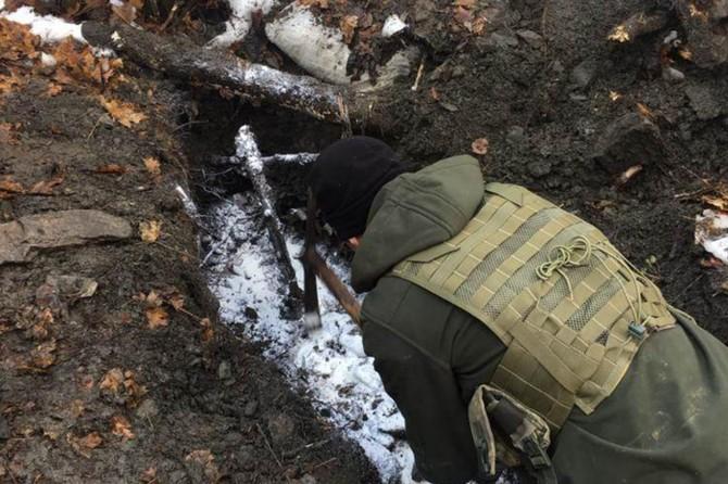 PKK operasyonunda tespit edilen çok sayıda sığınak imha edildi