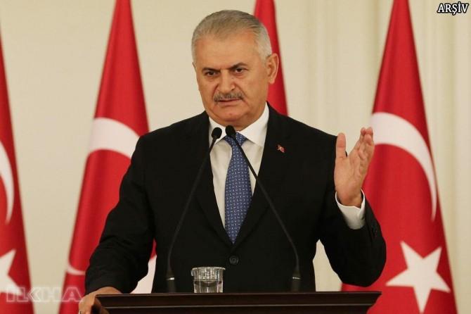 Turkish Prime Minister Yıldırım says Trump's plans for Jerusalem 'illegal'