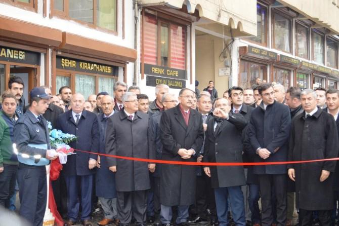 """""""Sokak Sağlıklaştırması Projesi""""nin açılışı yapıldı"""