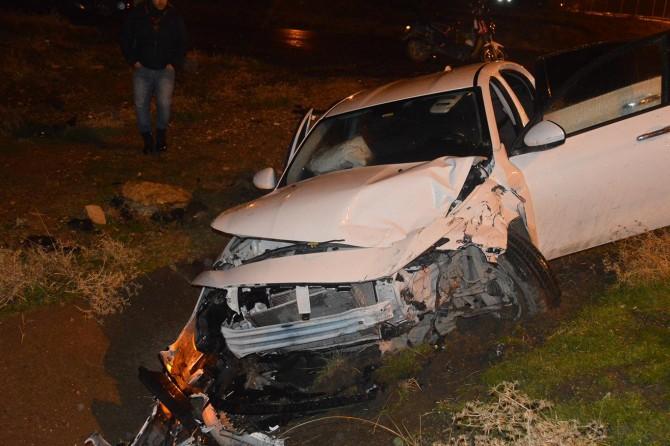 Alkollü olduğu iddia edilen sürücü faciaya yol açıyordu