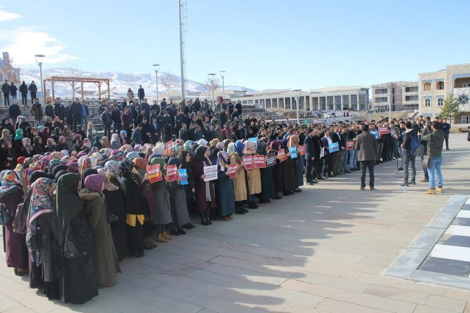 """Filistin tüm İslam âleminin namusudur"""