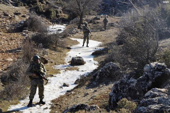 Dargeçit'e 2 PKK'li öldürüldü