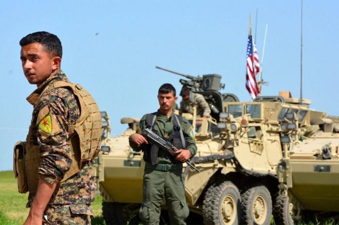 Amerîka dê dayîna çekan ji YPGê re bidomîne