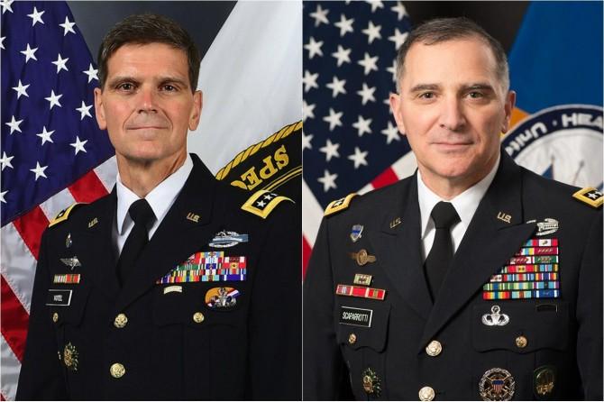 TSK: ABD'li komutanlar Türkiye'yegelecek