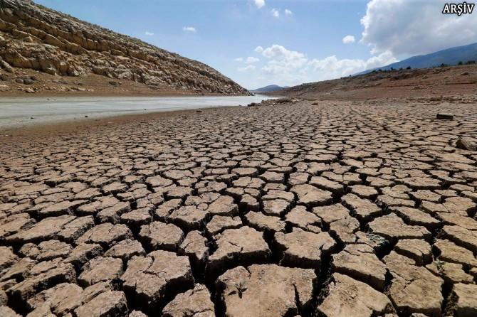 Konya, Iğdır ve Şanlıurfa çölleşme riski altında