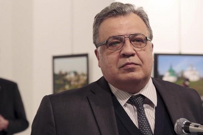 Rus Büyükelçi Karlov'un öldürülmesinde yeni gelişme