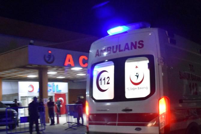 Gaziantep'te trafik kazası: Bir ölü 7 yaralı