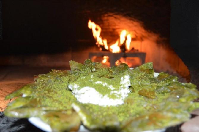 Gaziantep'in yöresel lezzeti katmer tescillendi