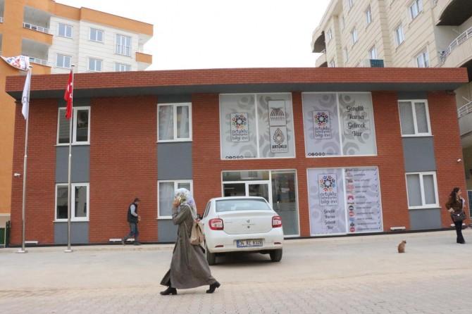 Artuklu'da 'Bilgi Evi' açılıyor