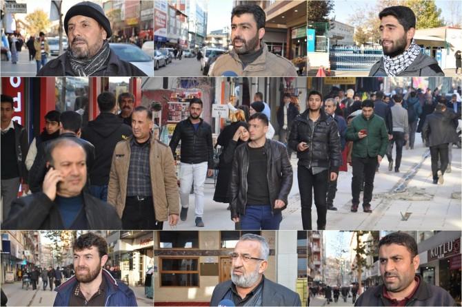 Batmanlılar: Kudüs'ün özgürlüğü için Müslümanlar birleşmelidir