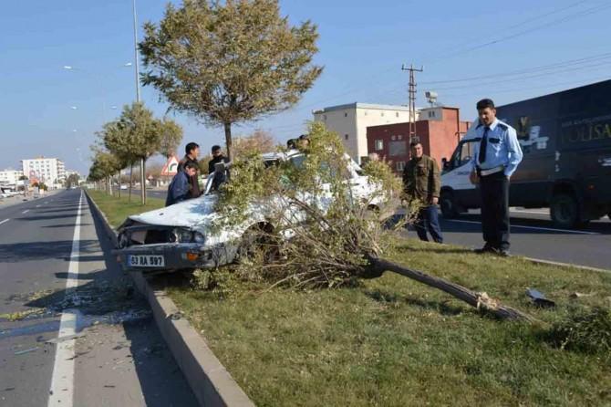 Hilvan'da kaza: 3 yaralı