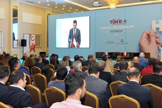 İletişim temsilcileri Gaziantep'te bir araya geldi